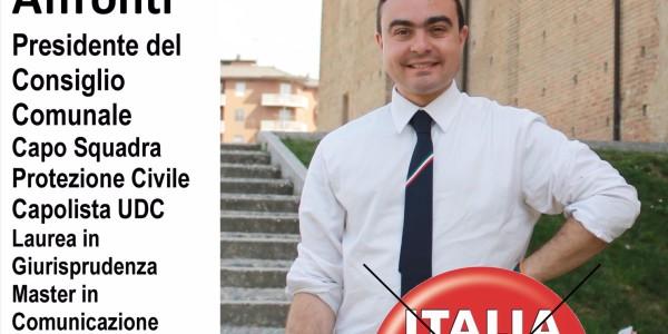 Vota NICOLA AFFRONTI – scarica il materiale elettorale ed aiutami a diffonderlo e condividerlo