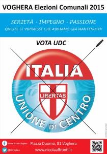 Manifesto VOTA UDC