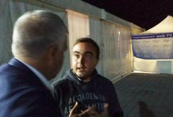 Il Presidente del consiglio Affronti e il Capogruppo UDC Piombini incontrano il Ministro Galletti per la Pirolisi