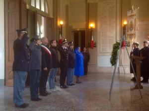 4 Novembre: onore ai caduti