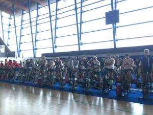 Spinning Day al PalaOltrepò