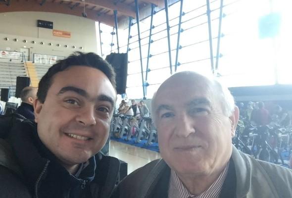 Al Via con i Saluti del Presidente Affronti e dell'Assessore allo Sport Geremondia lo Spinning Day Oltrepò