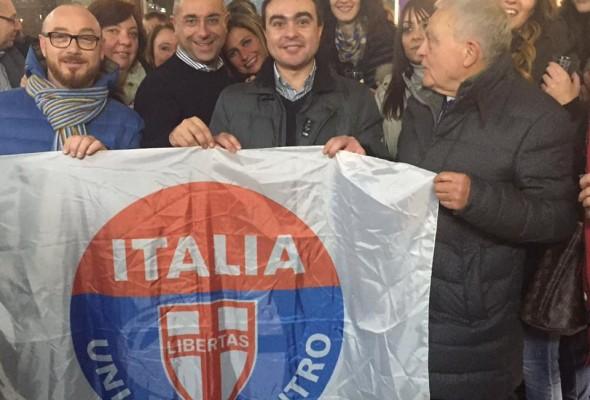 Voghera: l'UDC forza determinante ed asse portante per l'elezione di Carlo Barbieri a Sindaco e secondo partito in consiglio comunale