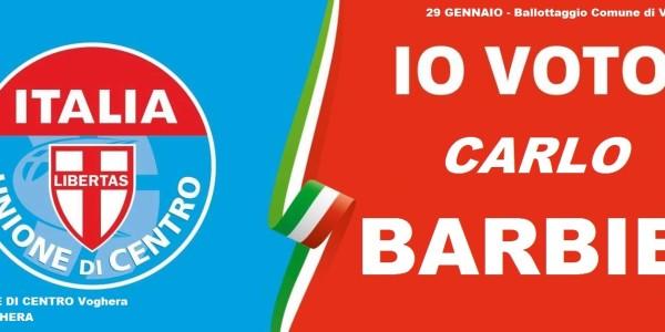 29 Gennaio – VOTA CARLO BARBIERI