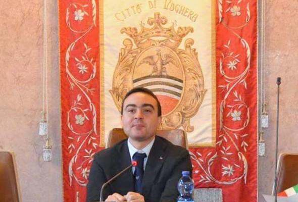 VOGHERA Nicola Affronti rieletto Presidente del Consiglio nella prima seduta con i 2/3 dei voti