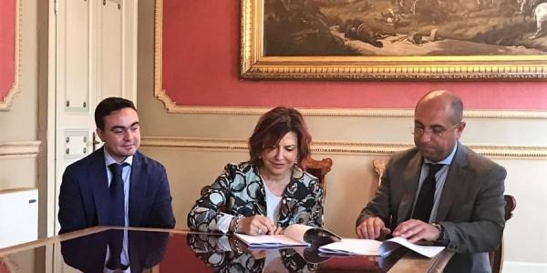 L'Agenzia delle Entrate è salva, si trasferirà nell'ex Tribunale – firmato in comune il protocollo d'intesa