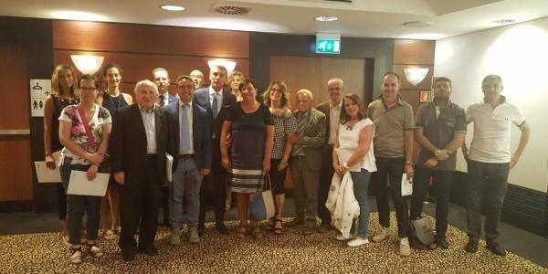 UDC – Paolo Affronti Eletto vice segretario regionale della Lombardia