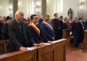 Il Presidente Affronti alla celebrazione di San Francesco a Santa Maria delle Grazie