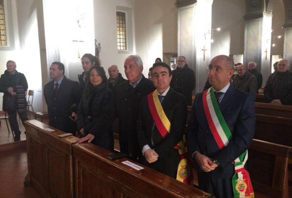 Celebrato San Sebastiano Martire, Patrono della Polizia Locale