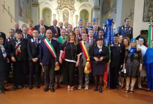 Celebrato a Voghera il 204° Anniversario fondazione ARMA DEI CARABINIERI