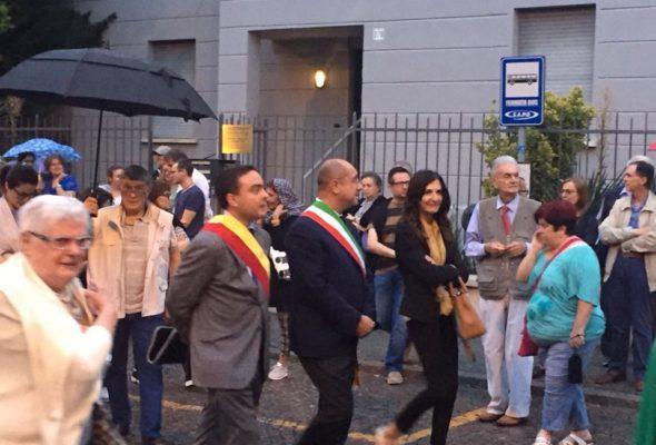 VOGHERA –  la tradizionale processione per celebrare S. ANTONIO