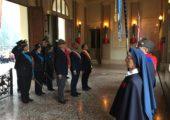 """Affronti: Celebrata a Voghera """"Giornata dell'Unità Nazionale e delle Forze Armate"""" nello spirito delle parole del Presidente Mattarella"""