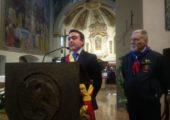 San Martino Patrono della Fanteria celebrato a Voghera con il Presidente Affronti
