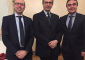 Rotary un'interessante serata con il Dott. Alessandro De Franciscis Presidente del Bureau des Constatation Médicales diLourdes