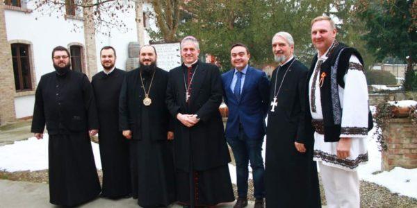 Il Presidente Affronti è intervenuto alla Festa della Chiesa Ortodossa Rumena