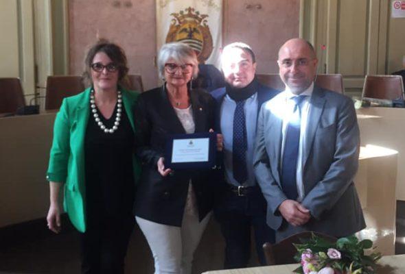 il Premio Montessori 2019 ad Angela Moneta