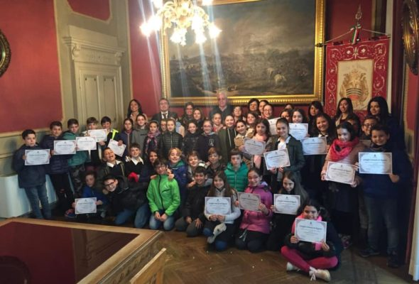 Mattinata ricca di spunti interessanti con i piccoli studenti delle classi 5C e 5D della scuola Leonardo