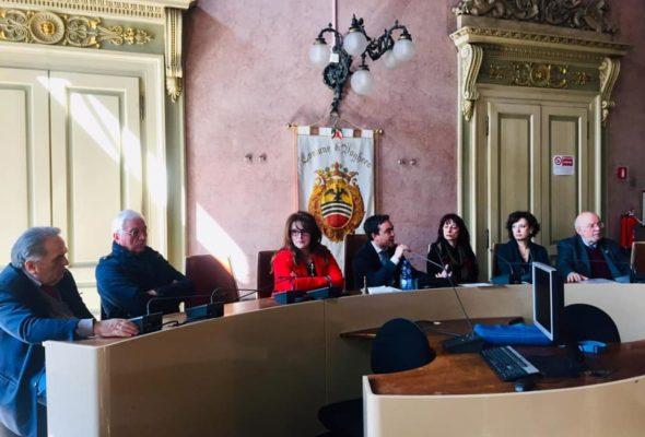 il Presidente Affronti ha presentato presentato i vincitori del XXIV Concorso Internazionale di Poesia Città di Voghera