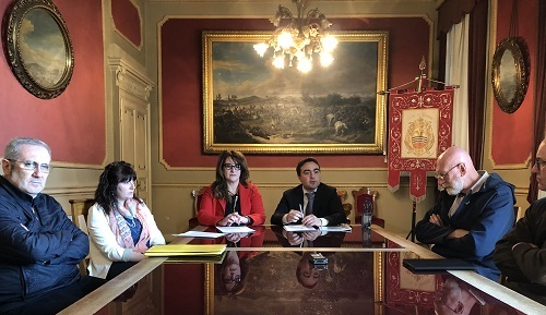 Panigazzi ed Affronti presentano la campagna di lotta alle zanzare