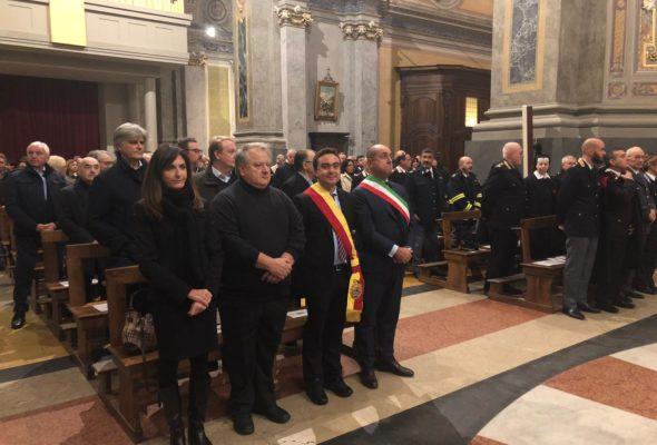"Celebrata a Voghera la ""Virgo Fidelis"" patrona dell'Arma dei Carabinieri"