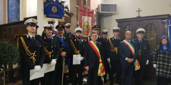 Polizia Locale – celebrato S.Sebastiano ed inaugurate la Jeep Renegade e Alfa Giulietta