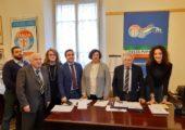 UDC conferenza Stampa in sede con il presidente Affronti, i consiglieri e gli assessori