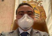 Primo consiglio in videoconferenza – soddisfatto il Presidente Affronti