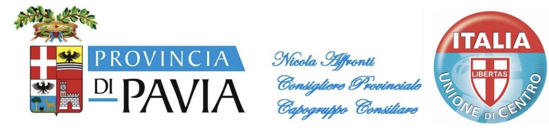 nicolaaffronti.it – Sito di Nicola Affronti – Consigliere Provinciale di Pavia – Capogruppo UDC Città di Voghera e già Presidente del Consiglio Comunale della Città di Voghera 2010 -2020